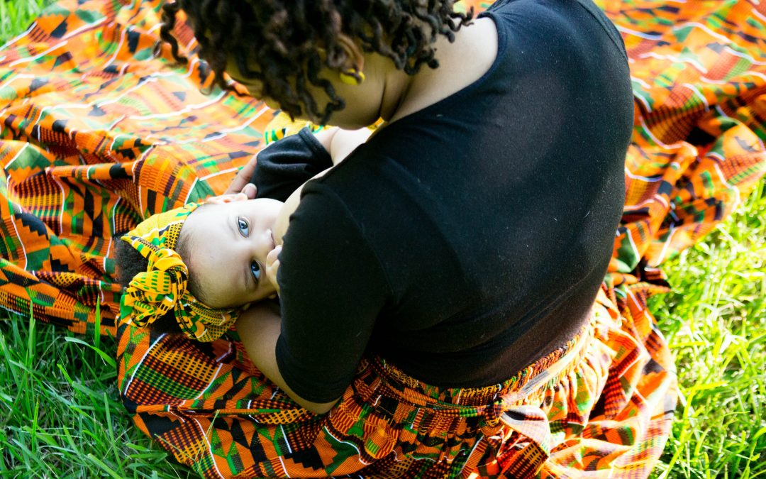 Ruth Talks on Black Breastfeeding Week