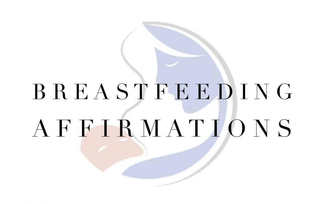 New Breastfeeding Affirmation Video