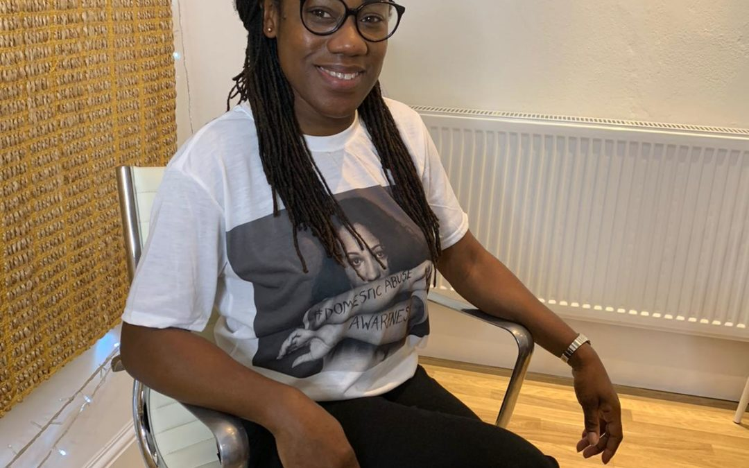 Exclusive Interview with Tanya Pinnock on Domestic Abuse